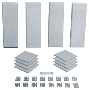 Primacoustic Room kit for up to 100 sq. ft. London 8 - Grey