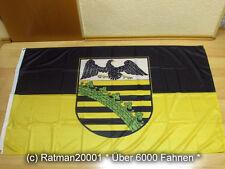 Banderas bandera Provincia de Sajonia Prusia - 90 x 150 cm