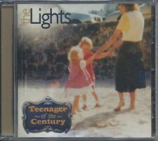 The Lights - Teenager Of The Century (CD 2011) NEW/SEALED