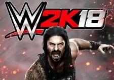 WWE 2K18 EMEA PC KEY (Steam)