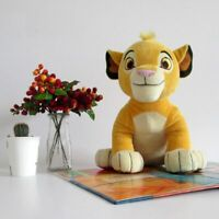 Lion King Simba Soft Plush Stuffed Toy Animal Doll Kids Best Christmas Gift 26cm