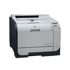 HP Color LaserJet CP2025N unter 50.000 Seiten 80% Toner LAN CB494A