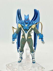 Custom Mezco Knightfall Azrael One:12 Ascending Knight Batman Dcuc By HARKER