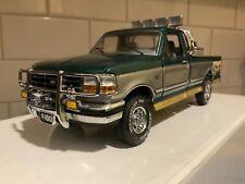 New ListingFranklin Mint - 1996 Ford F-150 Hunter Pick Up Truck / 1/24 Scale