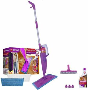 Rejuvenate Floor Polish Restorer Click n Clean - 4 cleaning tools in one