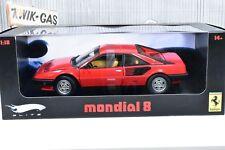 Ferrari Mondial 8 - 1:18 Scale Hot Wheels Elite L2987