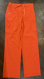 Women's CARHARTT Peach Scrub Pants Size Small Tall
