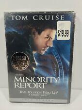 New listing Minority Report (Dvd, 2002, Full Screen, 2-Disc Set) New, Sealed, Tom Cruise