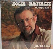 Roger Whittaker – Mes Plus Grands Succes SEALED LP Vinyl Tembo Canada TMT-1016