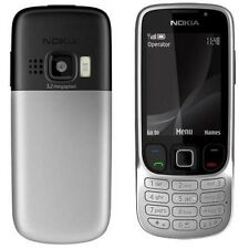 NEW CONDITION Unlocked Nokia Classic 6303i SILVER Camera Stylish Phone