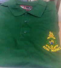 Royal Marines Polo Shirt - Size Large