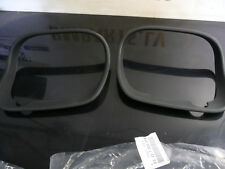 NEW GENUINE BMW E53 X5 4.4i 4.6is 4.8is REAR BUMPER EXHAUST COVER TRIM SET