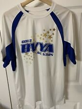 Pony League Baseball Softball Tournament Jersey Kara Sz M Badger Bvya Allstars
