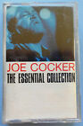 Joe Cocker The Essential Collection Cassette Made in Australia