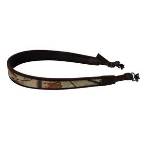 Tourbon Camo Gun Sling Strap Rifle Shotgun Belt with/without Hunting Swivels