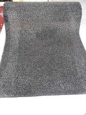 157 x 29  Inch charcoal grey fleck CARPET RUNNER  / RUG   BN CHEAP! #1613