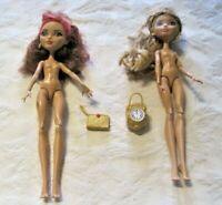 Ever After High Lot ~ Rosabella Beauty Doll & Ashlynn Ella Doll