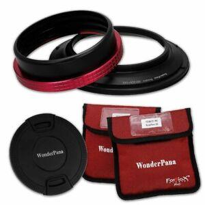 Fotodiox WonderPana FreeArc für Nikon 14-24mm AF-S Zoom Nikkor f/2.8G ED AF Lens