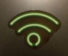 Car/motorbike/helmet/laptop/fridge/book Decal/sticker Neon Style Wifi