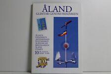 Aland, 10 Jahre Aländische Briefmarken, Briefmarken + viel Text - 633853K