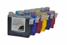 1 x BCI-1411 330ml Dye Base Inkjet, fits Canon W7200 W8200, Black, Cyan, Magenta