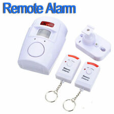 Hot Wireless Home Office Security Motion Sensor IR Detector Remote Alarm System