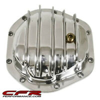Dana 44 Differential Cover Polished Billet  GM, Chevy, Ford, Jeep, Dodge, Scout