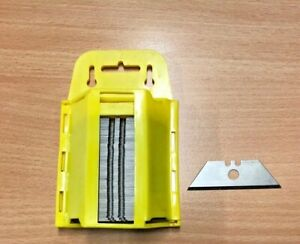 BULK Utility Stanley Knife Blade Replacement Blades Folding Knife Cutting Hole