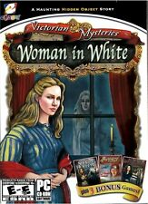 4 NEW PC Victorian Mysteries: Woman In White Includes - Sleepy Hallow+Sweeney++