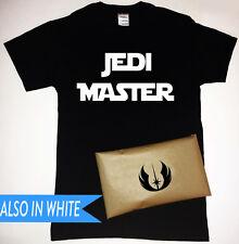Jedi Master T-Shirt with Jedi Symbol Packaging Star Wars