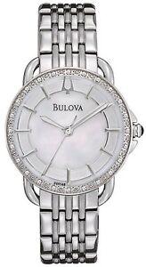 Bulova Women's Diamond 96R146 Wrist Watch for Women