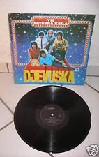SREBRNA KRILA LP Djevuska 1983 Vlado Kalember Hrvatska Hit Croatia POP Music YU