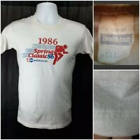 Vtg Spring Classic 1986 North America T Shirt Size Small