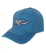 Black Salamander Turquoise Baseball Cap - PC9 - New