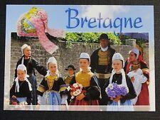 CPM Bretagne les petites princesses de la tradition