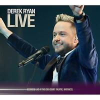 Derek Ryan - Live 2CD - Brand New & Sealed