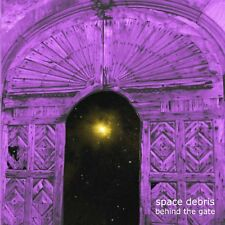 SPACE DEBRIS - Behind The Gate - 2 LP Green Brain/Breitklang
