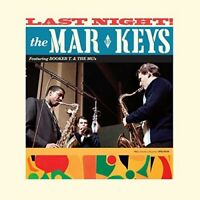 The Mar-Keys - Last Night + 2 Bonus Tracks [New Vinyl LP] Bonus Tracks, 180 Gram
