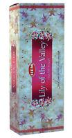 Hem Lily of The Valley Incense Bulk 6 x 20 Stick (120 Sticks) Free Shipping