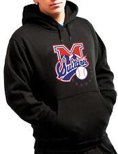 Sultanes de Monterrey Baseball Men's Sweatshirt With Cap_Sudadera de Sultanes_