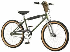 Schwinn S3042WMDS 24 inch Netflix Stranger Things Lucas BMX Bike - Green