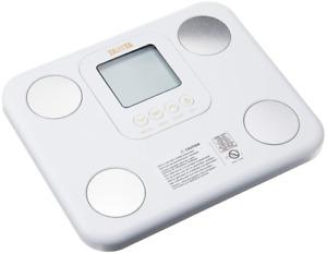 TANITA BC-730 Digitale Personenwaage Körperanalysewaage Körperfett, Viszeralfett