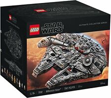 LEGO Star Wars Millennium Falcon Ultimate Collector's Series - 7541 pieces 75192