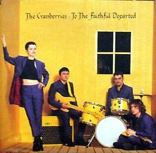THE CRANBERRIES To The Faithful Departed CD Album 1996 WIE NEU 90s Indie Rock