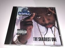 CD: WC - The Shadiest One (1998 PayDay Records) Rare Cali Rap G-Funk