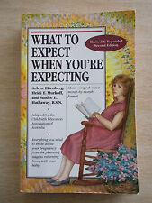 What To Expect WHEN You're Expecting~Pregnancy~423pp P/B~2000