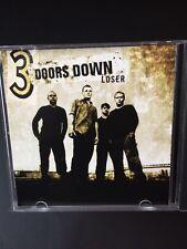 3 Doors Down - Loser Promo Rare 1 Track  2000 Rock