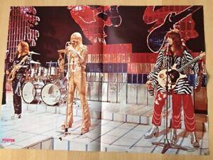 Poster THE SWEET LIVE - 58 x 42 cm - aus Magazin Schweden, top erhalten