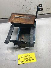 Kubota B7001 Tractor Battery Tray Support Toolbox