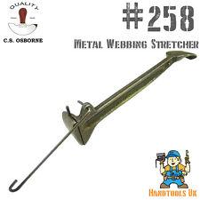 Cs Osborne Tapicería / herramientas De Primavera-Metal Cincha Camilla Osborne No. 258